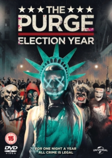 The Purge: Election Year, DVD DVD