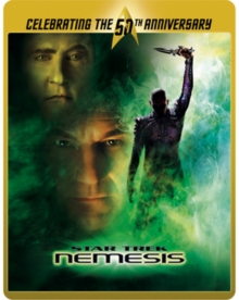 Star Trek: Nemesis, Blu-ray BluRay