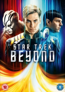 Star Trek Beyond, DVD DVD