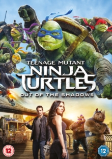 Teenage Mutant Ninja Turtles: Out of the Shadows, DVD DVD