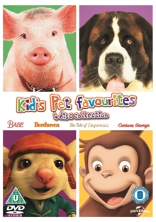Kids' Favourite Pets Collection, DVD DVD