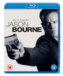 Jason Bourne, Blu-ray BluRay