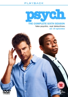 Psych: The Complete Sixth Season, DVD DVD