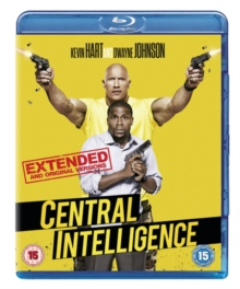 Central Intelligence, Blu-ray BluRay