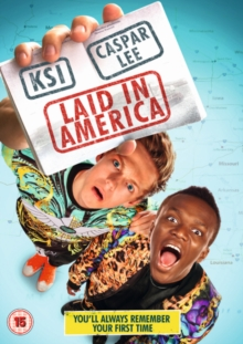 Laid in America, DVD DVD
