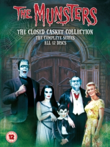 The Munsters: The Closed Casket Collection - The Complete Series, DVD DVD