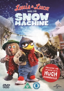 Louis and Luca and the Snow Machine, DVD DVD