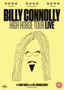Billy Connolly: High Horse Tour, DVD DVD