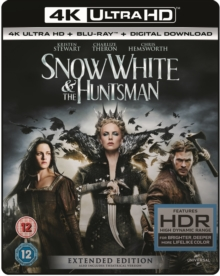 Snow White and the Huntsman: Extended Version, Blu-ray BluRay