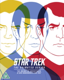 Star Trek: The Animated Series, Blu-ray BluRay