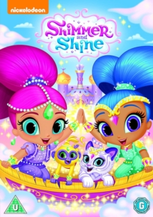 Shimmer and Shine, DVD DVD