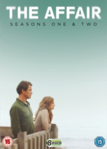 The Affair: Seasons 1 and 2, DVD DVD