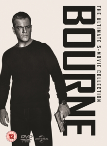 Bourne: The Ultimate 5-movie Collection, DVD DVD