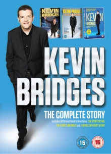 Kevin Bridges: The Complete Story, DVD DVD
