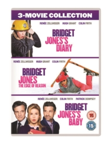 Bridget Jones's Diary/The Edge of Reason/Bridget Jones's Baby, DVD DVD
