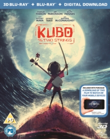 Kubo and the Two Strings, Blu-ray BluRay