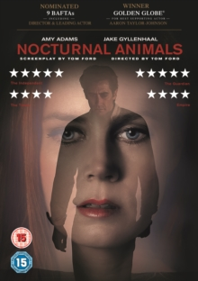 Nocturnal Animals, DVD DVD