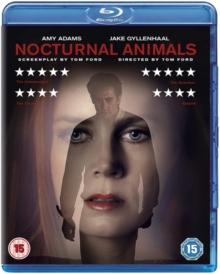 Nocturnal Animals, Blu-ray BluRay