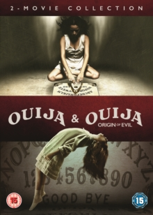 Ouija & Ouija: Origin of Evil, DVD DVD