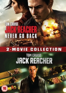 Jack Reacher: 2-movie Collection, DVD DVD