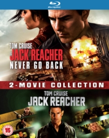 Jack Reacher: 2-movie Collection, Blu-ray BluRay