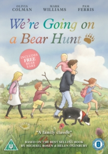 We're Going On a Bear Hunt, DVD DVD
