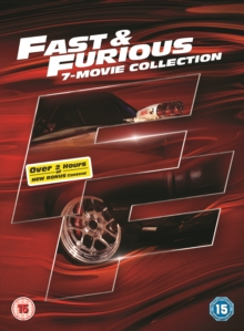 fast and furious 7 movie collection dvd