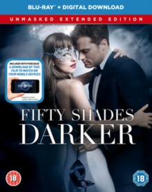 Fifty Shades Darker - The Unmasked Extended Edition, Blu-ray BluRay