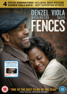 Fences, DVD DVD