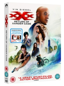 xXx - The Return of Xander Cage, DVD DVD