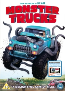 Monster Trucks, DVD DVD