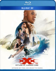 xXx - The Return of Xander Cage, Blu-ray BluRay