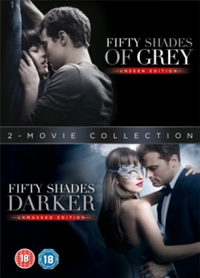 Fifty Shades: 2-movie Collection, DVD DVD