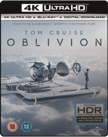 Oblivion, Blu-ray BluRay