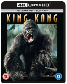 King Kong, Blu-ray BluRay