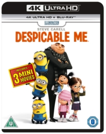Despicable Me, Blu-ray BluRay