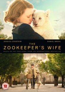 The Zookeeper's Wife, DVD DVD
