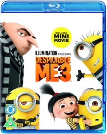 Despicable Me 3, Blu-ray BluRay