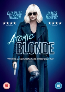 Atomic Blonde, DVD DVD