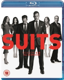 Suits: Season Six, Blu-ray BluRay