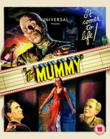 The Mummy, Blu-ray BluRay