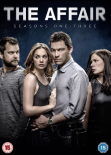The Affair: Seasons 1-3, DVD DVD