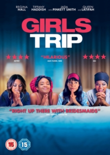 Girls Trip, DVD DVD
