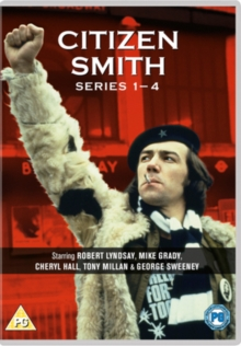 Citizen Smith: Series 1-4, DVD DVD