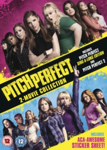 Pitch Perfect/Pitch Perfect 2, DVD DVD