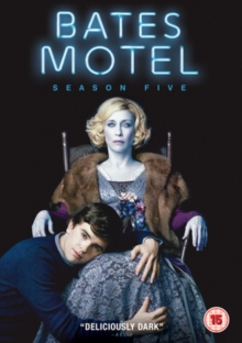 Bates Motel: Season Five, DVD DVD