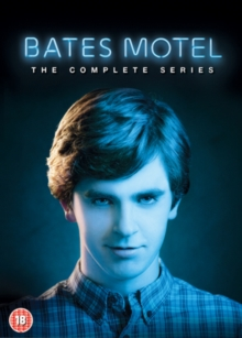 Bates Motel: The Complete Series, DVD DVD