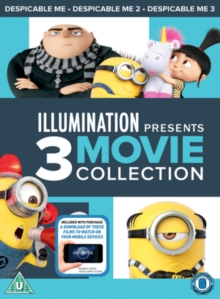 Illumination Presents: 3-movie Collection, DVD DVD