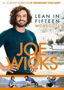 Joe Wicks - Lean in 15 Workouts, DVD DVD