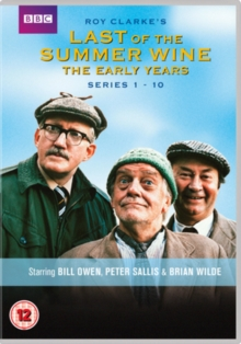 Last of the Summer Wine - The Early Years: Series 1-10, DVD DVD